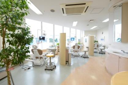 写真:診療室新ユニット